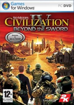 Jaquette de Civilization IV :  Beyond the Sword PC