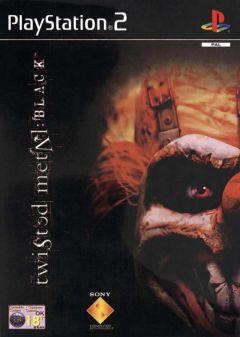Jaquette de Twisted Metal : Black PlayStation 2