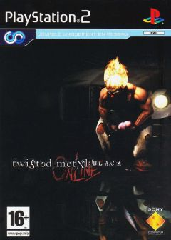 Jaquette de Twisted Metal : Black Online PlayStation 2