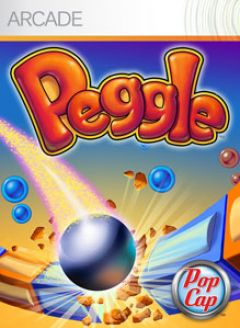 Jaquette de Peggle Deluxe Xbox 360