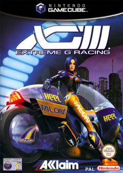 Jaquette de XGIII : Extreme G Racing GameCube