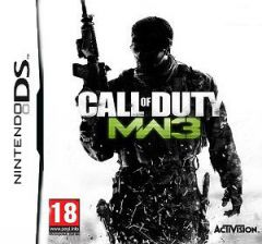 Jaquette de Call of Duty : Modern Warfare 3 DS