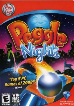 Jaquette de Peggle Nights Mac