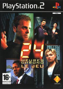 Jaquette de 24 Heures Chrono : Le jeu PlayStation 2