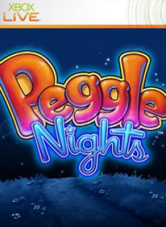 Jaquette de Peggle Nights Xbox 360