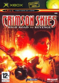 Jaquette de Crimson Skies : High Road to Revenge Xbox