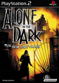 Jaquette de Alone in the Dark : The New Nightmare PlayStation 2
