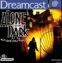 Jaquette de Alone in the Dark : The New Nightmare Dreamcast