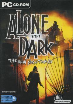 Jaquette de Alone in the Dark : The New Nightmare PC