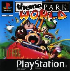 Jaquette de Theme Park World PlayStation