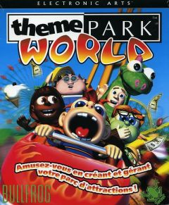 Jaquette de Theme Park World PC