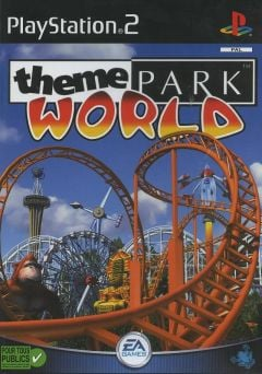 Jaquette de Theme Park World PlayStation 2