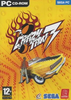 Jaquette de Crazy Taxi 3 PC