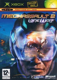 Jaquette de MechAssault 2 : Lonewolf Xbox