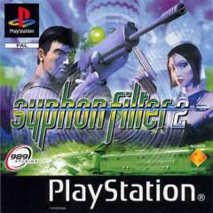 Jaquette de Syphon Filter 2 PlayStation