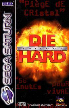 Jaquette de Die Hard Trilogy Sega Saturn