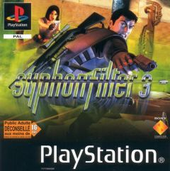 Jaquette de Syphon Filter 3 PlayStation