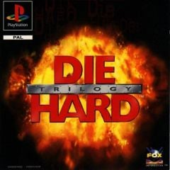 Jaquette de Die Hard Trilogy PlayStation