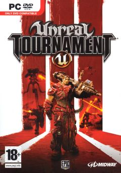 Jaquette de Unreal Tournament 3 PC