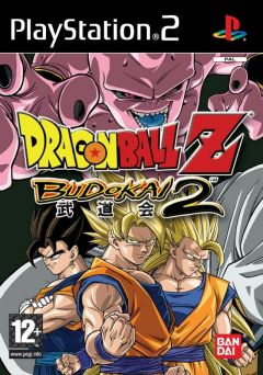 Jaquette de Dragon Ball Z : Budokai 2 PlayStation 2