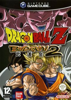 Jaquette de Dragon Ball Z : Budokai 2 GameCube