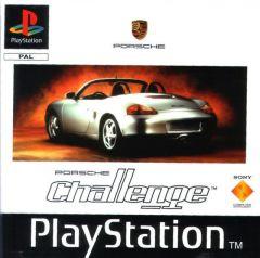 Jaquette de Porsche Challenge PlayStation