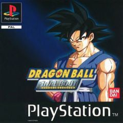 Jaquette de Dragon Ball : Final Bout PlayStation