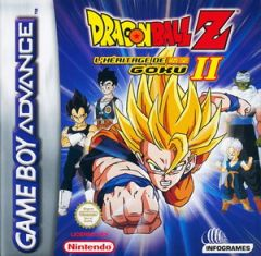 Jaquette de Dragon Ball Z : L'héritage de Goku II Game Boy Advance