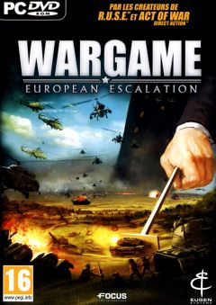 Jaquette de Wargame : European Escalation PC