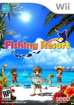 Jaquette de Fishing Resort Wii