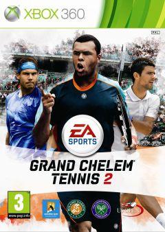 Jaquette de Grand Chelem Tennis 2 Xbox 360