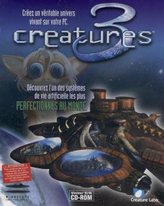Jaquette de Creatures 3 PC