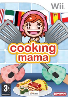 Cooking Mama Wii (Wii)