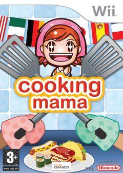 Jaquette de Cooking Mama Wii Wii