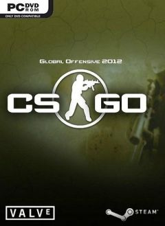 Jaquette de Counter Strike : Global Offensive PC