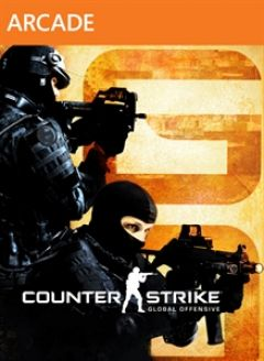 Jaquette de Counter Strike : Global Offensive Xbox 360