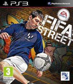 Jaquette de FIFA Street PlayStation 3