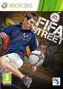 Jaquette de FIFA Street Xbox 360