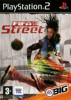 Jaquette de FIFA Street (original) PlayStation 2