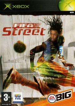 Jaquette de FIFA Street (original) Xbox