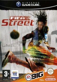Jaquette de FIFA Street (original) GameCube