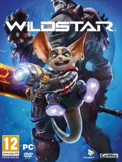 Jaquette de Wildstar PC