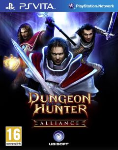 Jaquette de Dungeon Hunter : Alliance PS Vita