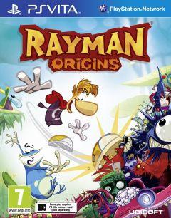 Jaquette de Rayman Origins PS Vita