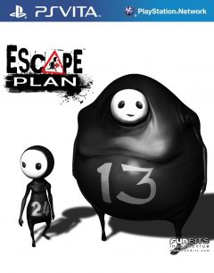 Jaquette de Escape Plan PS Vita
