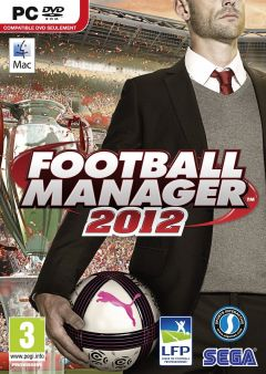 Jaquette de Football Manager 2012 Mac