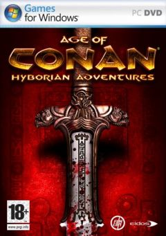 Jaquette de Age of Conan : Hyborian Adventures PC