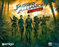 Jaquette de Jagged Alliance Online PC