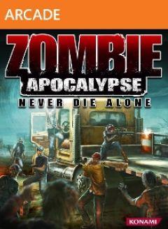 Jaquette de Zombie Apocalypse : Never Die Alone Xbox 360