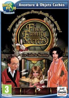 Jaquette de Les Secrets de la Famille Flux : La Galerie Secrète PC